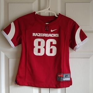 Nike Razorback toddler t-shirt